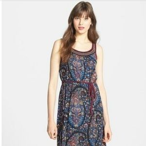 Embroidered Lucky Brand Dress